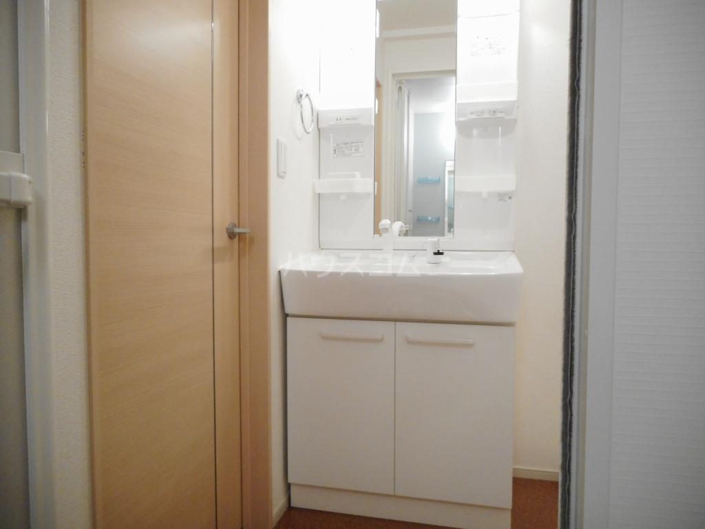 グレース レジデンス壱番館 02020号室の洗面所