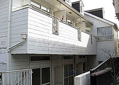 レオパレス石川町第2外観写真