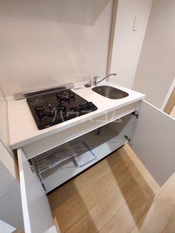 インベスト蒲田42 102号室のキッチン