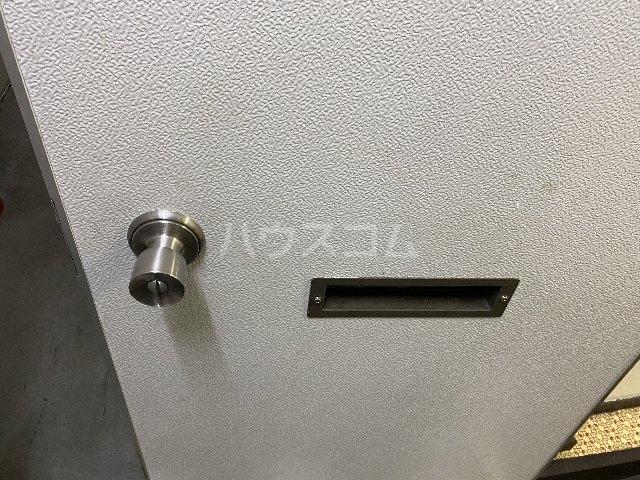 仲田マンション 304号室のセキュリティ