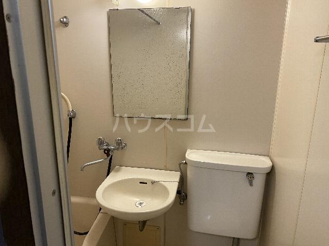 仲田マンション 304号室の風呂