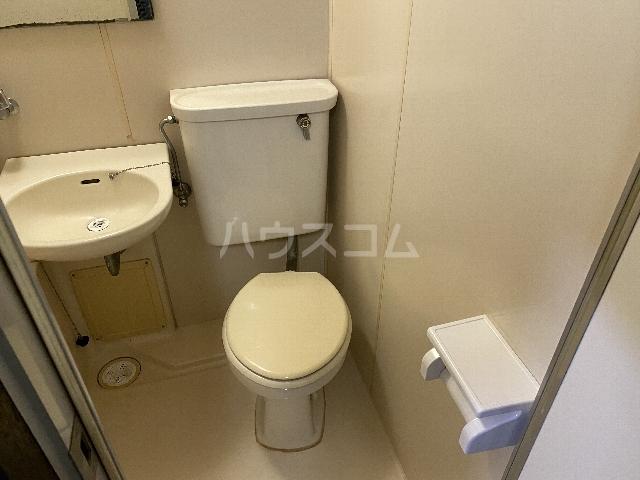 仲田マンション 304号室の収納