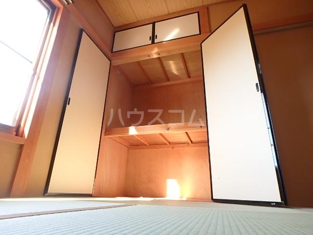 トヨコーポ 205号室の居室
