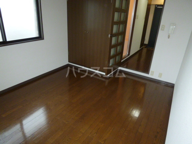 ラ・ポート八熊苑 103号室のベッドルーム