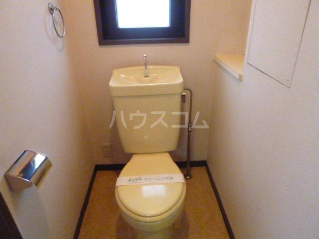 ラ・ポート八熊苑 103号室のトイレ