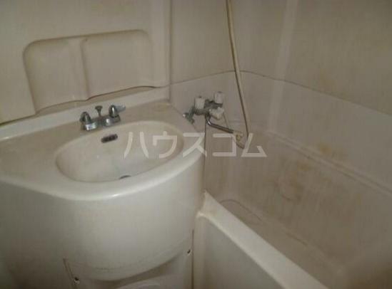 五反田サンハイツ 1012号室の風呂