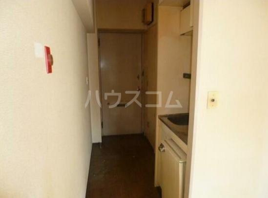 五反田サンハイツ 1012号室のキッチン