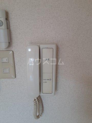 キャピタルミサト 208号室の洗面所