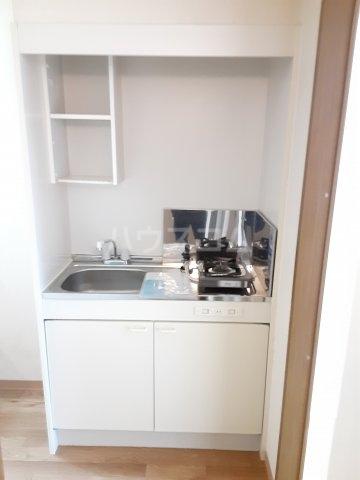 キャピタルミサト 208号室の風呂