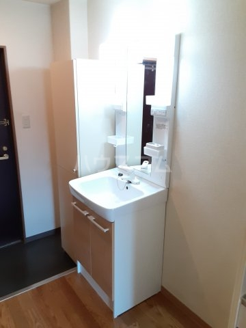 キャピタルミサト 208号室のトイレ