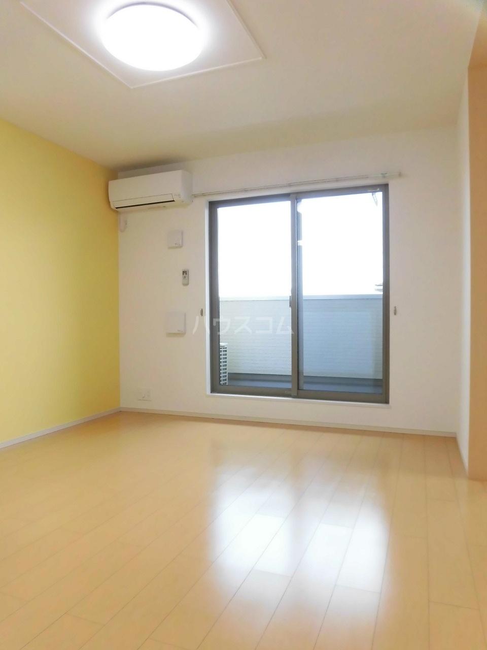 レジデンス リオ 02040号室のベッドルーム