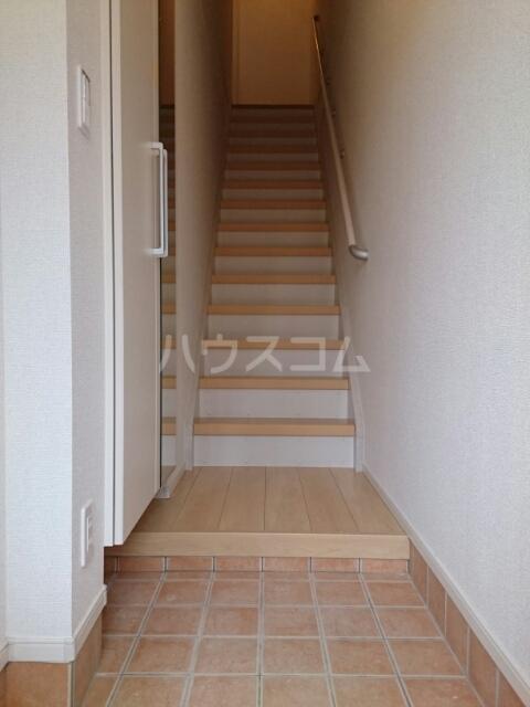 アルジャン 02020号室の玄関