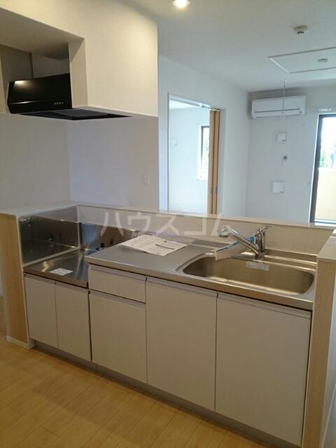 アルジャン 02020号室のキッチン