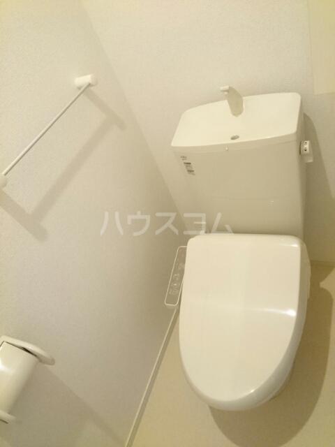 アルジャン 02020号室のトイレ