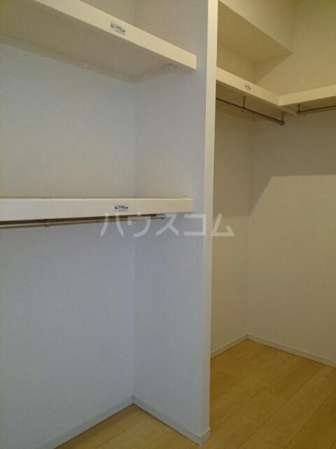 アルジャン 02020号室の収納