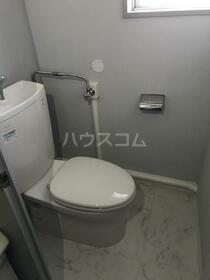 東船橋和光台ハイツ2号棟 512号室のトイレ