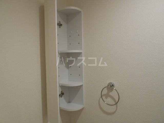 アムール アンバー 201号室のセキュリティ