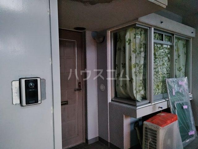 サンスクエア川崎2号館 602号室のエントランス