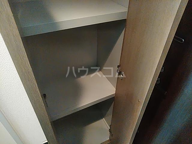 マリーヌ伊勢崎 404号室の収納