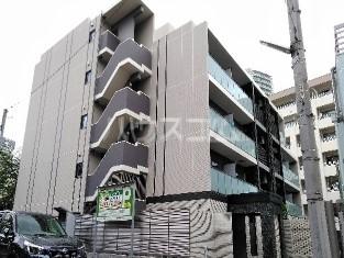RELUXIA北新宿の外観