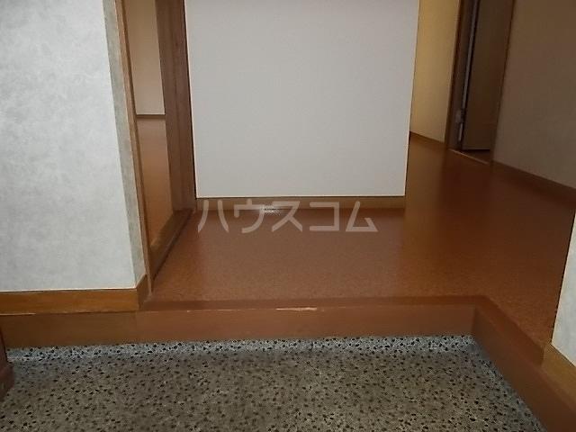 プランタン長谷部B 01030号室の玄関
