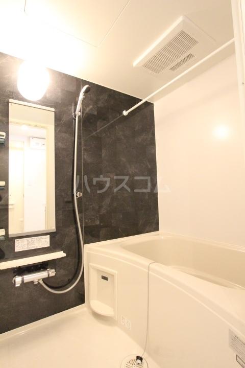 アプリコットA 01010号室の風呂