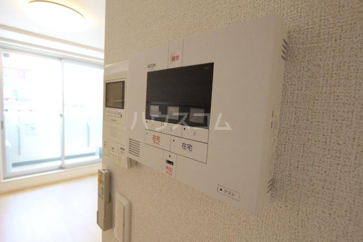アプリコットA 02020号室のセキュリティ