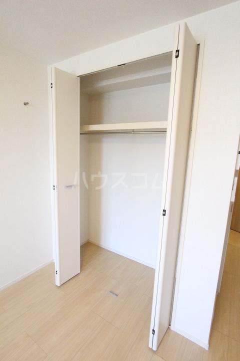 アプリコットA 02020号室の収納