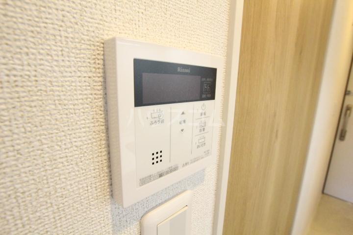 アプリコットA 02020号室の設備