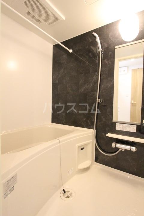 アプリコットA 02020号室の風呂