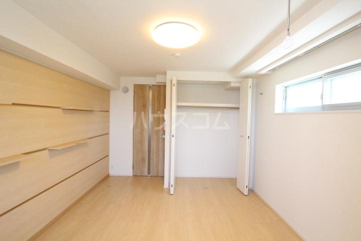 アプリコットA 03010号室の居室