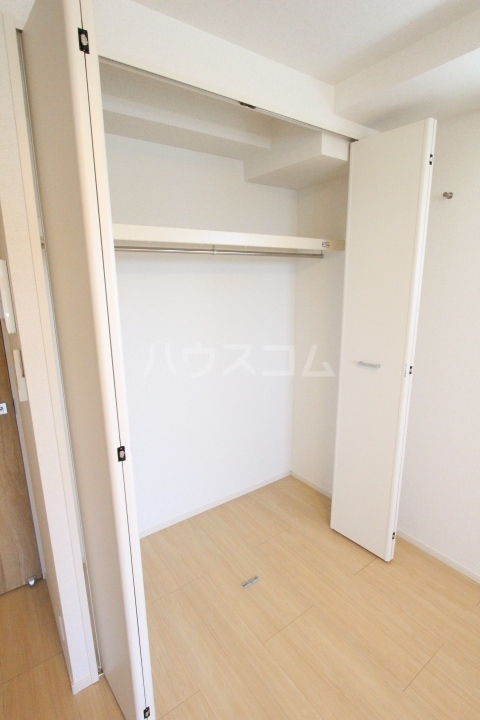 アプリコットA 03010号室の収納