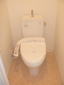 ドゥーエ練馬Ⅱ 1004号室のトイレ