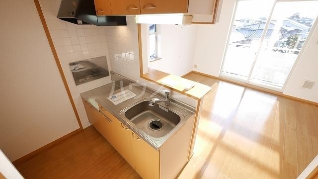 セイバリ- 02010号室のキッチン