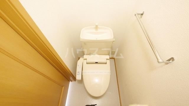 セイバリ- 02010号室のトイレ