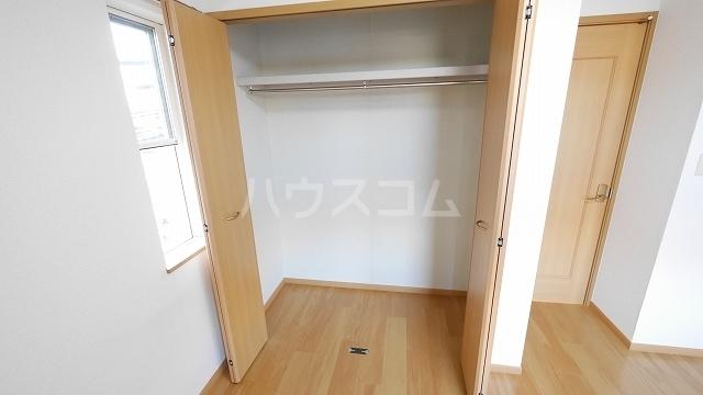セイバリ- 02010号室の収納