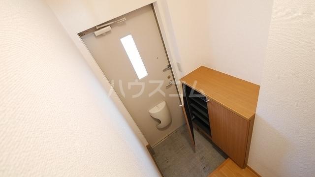 セイバリ- 02010号室の玄関