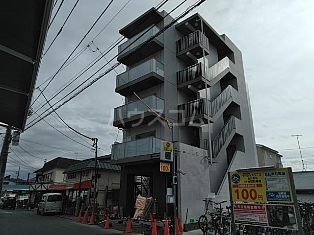 アムール香川 502号室の外観
