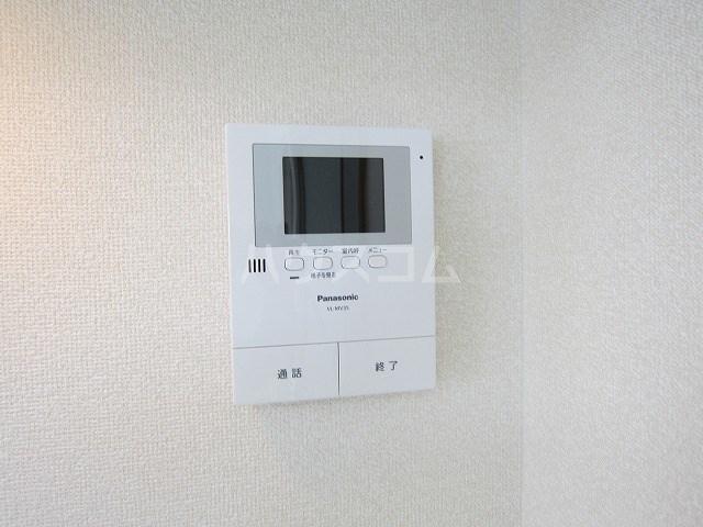 エスポアール高森 401号室のセキュリティ