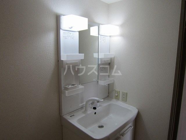 エスポアール高森 401号室の洗面所