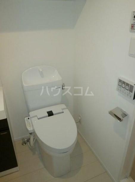 ユリカロゼAZEST高島平 901号室のトイレ