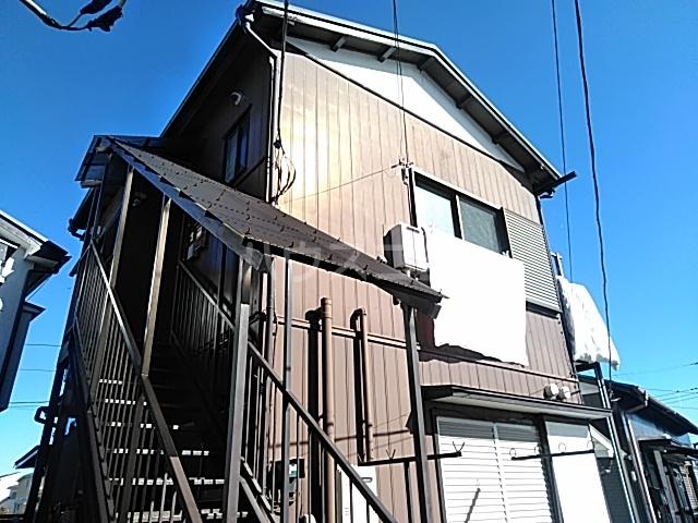 浜田荘外観写真