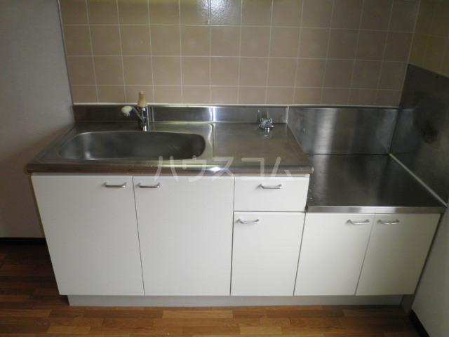 サンメイト杉本 A201号室のキッチン