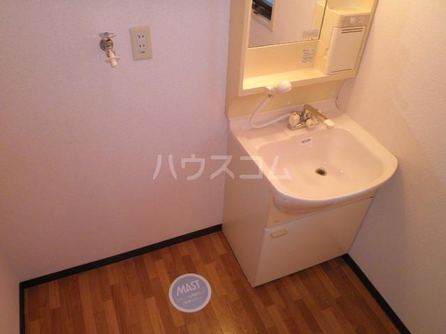 サンメイト杉本 A201号室の洗面所