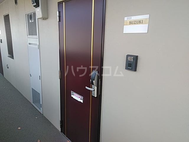 エバーグリーン 203号室のその他共有