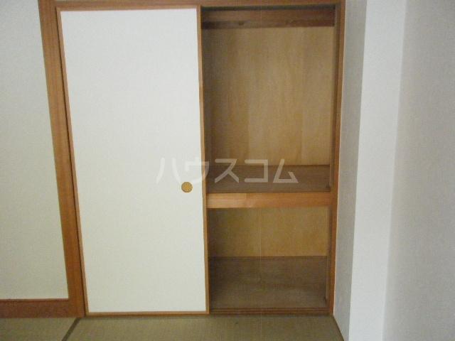 ルイシャトレ百草園ヒルズB棟 7F号室の収納