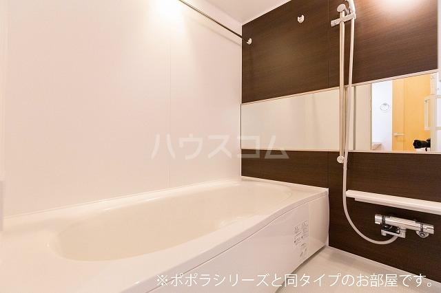カーサ アルソーレ 02020号室の風呂