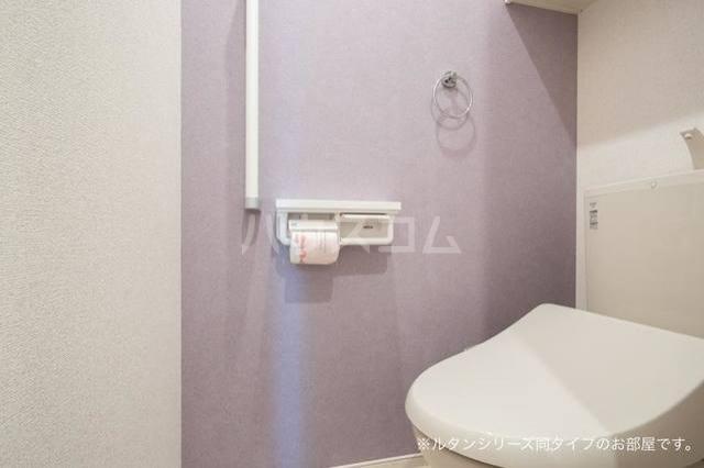 カーサ アルソーレ 02020号室のトイレ