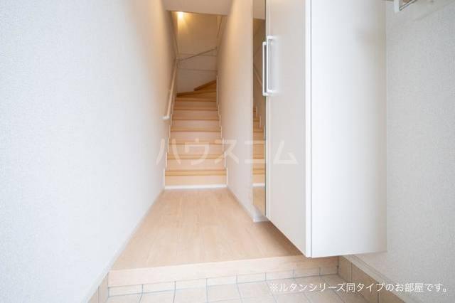 カーサ アルソーレ 02020号室の玄関