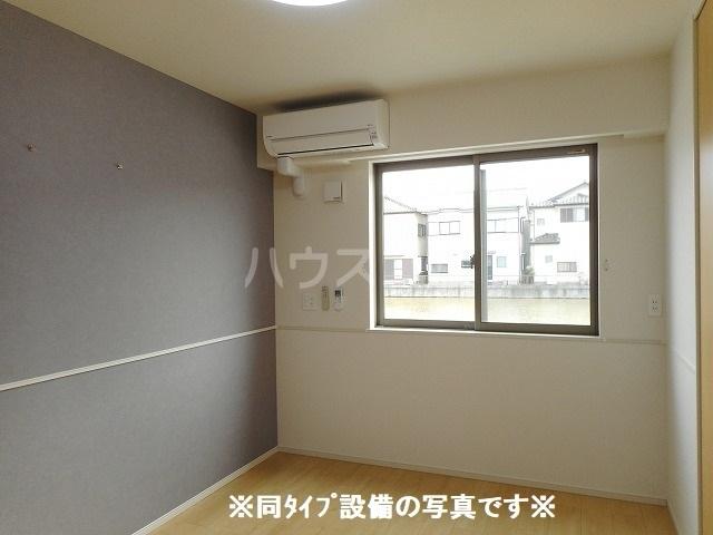 グランド・ヴィラ 01020号室のベッドルーム